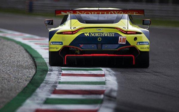 WEC第3戦モンツァ6時間レースでAston Martin RacingがGTE Amクラスで準優勝!