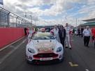 Aston Martin CEO の Andy Palmerシルバーストーンにて24時間レース初挑戦
