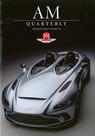 英国 Aston Martin Owners Club季刊誌に記事掲載